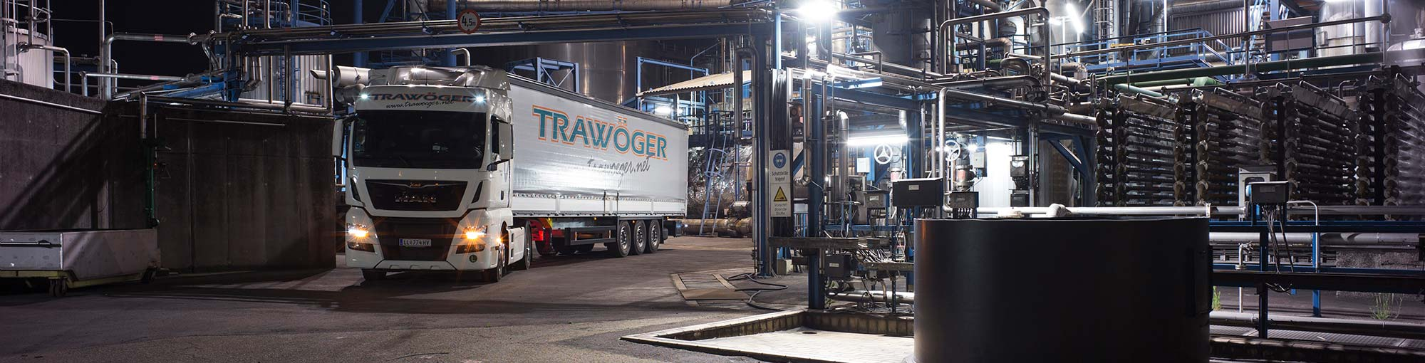 TRAWÖGER TRANSPORT GMBH