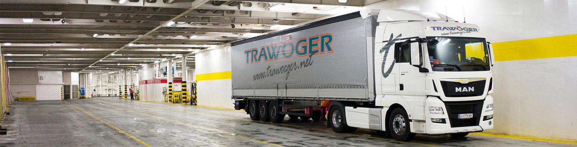 TRAWÖGER TRANSPORT GMBH